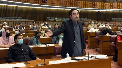 Budget and budget session both illegal, claims Bilawal