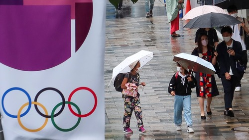Olympics-Tokyo cancels public viewing sites