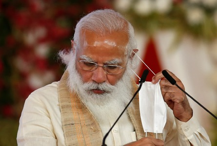 Modi discusses Kashmir elections in first talks since autonomy revoked