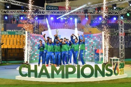 Twitter Celebrates Multan Sultan's first win