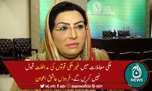 """""""عدالتی مجرم اور بھگوڑے پاکستان کی جگ ہنسائی کا باعث بن رہے ہیں"""""""