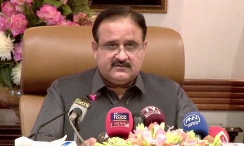 Anti-state agency involved in Lahore blast, says CM Buzdar