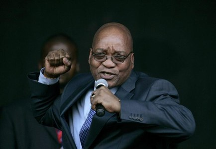 Jacob Zuma isn't a man with a cause. Just a wily politician trying to evade the law