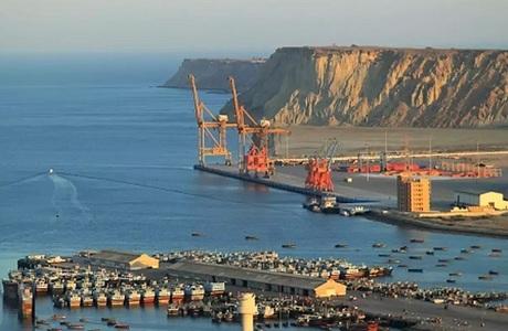 Iran's trade through Gwadar port to start soon: Asim Bajwa