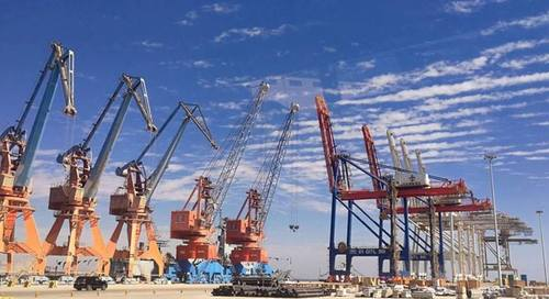 Seven countries commit cooperation for Gwadar's development