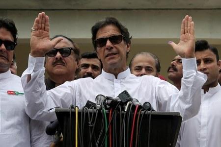 "PM praises NCOC, SBP & Ehsaas for Pakistan's ""return to normalcy"""