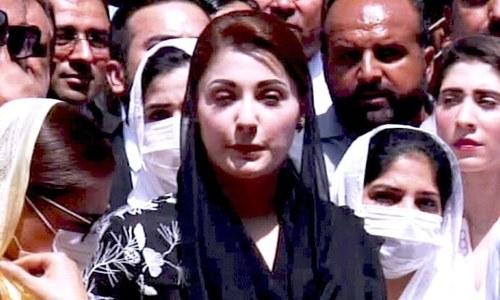 Maryam denies 'any deal,' says PML-N 'intact'