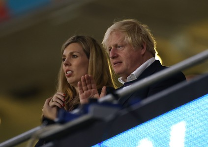 UK PM Johnson condemns racist abuse of England soccer team