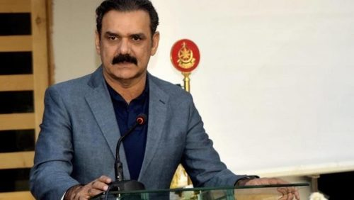 Khalid Mansoor appointed as chairman CPEC authority as Asim Bajwa resigns
