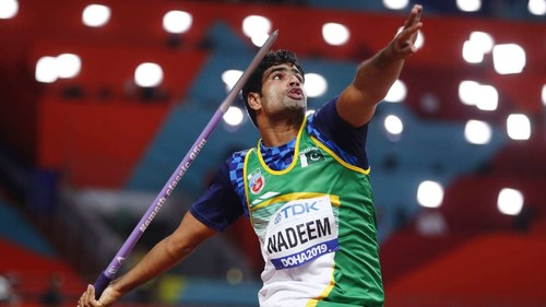 Arshad qualifies for men's javelin throw final in Tokyo Olympics