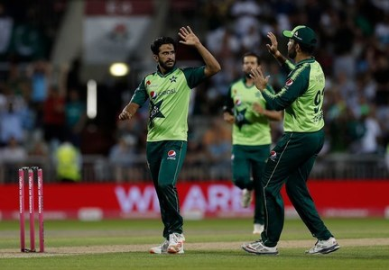 Fourth West Indies v Pakistan T20 washed out as visitors clinch series