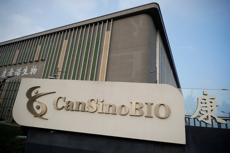 CanSinoBIO says booster shot can reverse drop in antibodies