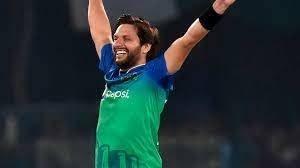Cricket fans laud Afridi's performance in KPL's maiden match