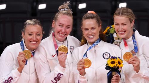 USA top medal table as pandemic-defying Tokyo Olympics close