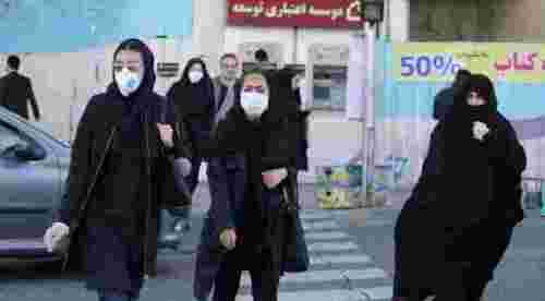 Iran records over 500 Covid deaths, hits new high