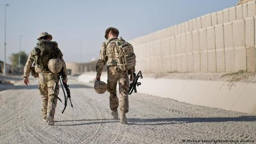 Germany rejects calls for troops to return to Afghanistan