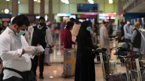 UAE residents in Pakistan need not to present COVID-19 vaccination certificate for entry