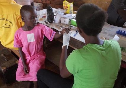 How we used smartphones to test for malaria: lessons from Uganda