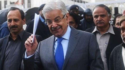 NAB asked to file reference against Khawaja Asif