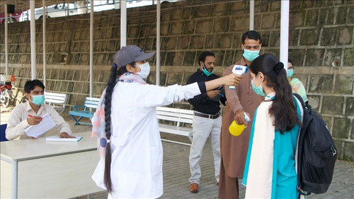 Pakistan reports 3,711 new Covid-19 cases, 67 deaths