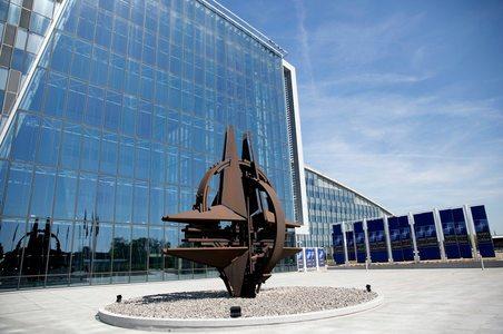 NATO maintains diplomatic presence in Kabul despite Taliban advances