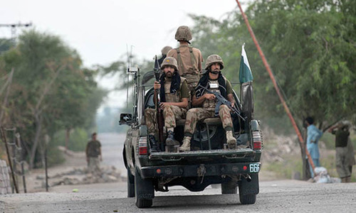 Captain martyred, two soldiers injured in Balochistan IED blast