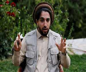 Anti-Taliban leader Massoud says negotiation only way forward