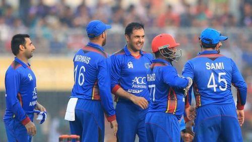 پاکستان نے افغان کرکٹ ٹیم کے کھلاڑیوں کوویزے جاری کر دیئے