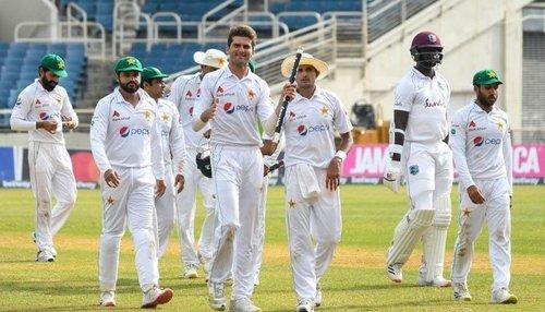 دوسرے ٹیسٹ  میں کامیابی، پاکستان نے منفرد اعزاز اپنے نام کرلیا