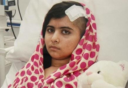 ڈاکٹر اب بھی میرے جسم کو پہنچنے والے نقصان کی مرمت کر رہے ہیں، ملالہ