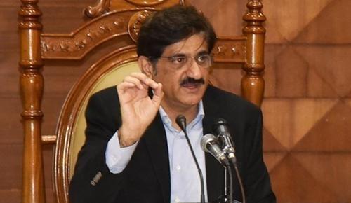 کسی کو کراچی کا امن خراب کرنے کی اجازت نہیں دیں گے،وزیراعلیٰ سندھ