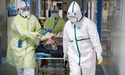 پاکستان میں کورونا وائرس سے مزید 95 اموات، 4,016 نئے کیسز رپورٹ