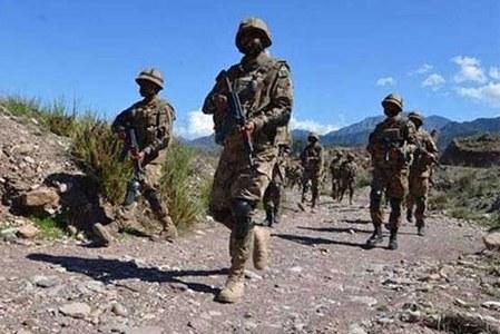 Security forces kill terrorist in operation in N Waziristan
