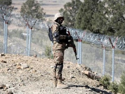 Two Pak army soldiers martyred in attack from across Pak-Afghan border