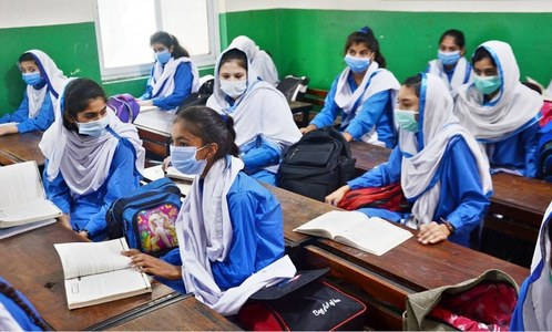 Schools in Sindh reopen today after break of 1.5 months