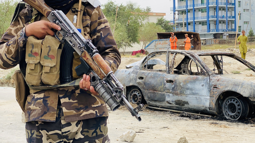 ISIS-K violence could force the west into an unlikely alliance with Taliban