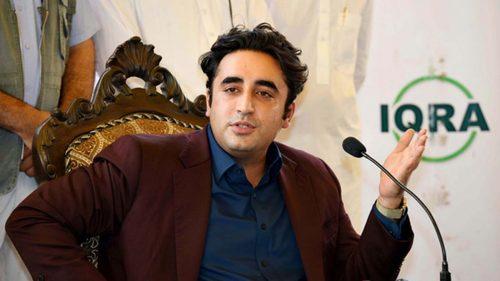 بلاول بھٹو نے پاکستان میڈیا ڈویلپمنٹ اتھارٹی کے مجوزہ بل کو مسترد کر دیا