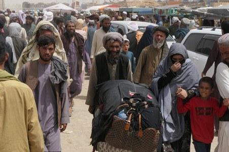 EU seeks united front on handling Afghan migrants