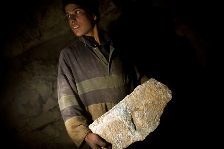 Afghanistan has vast mineral wealth but faces steep challenges to tap it