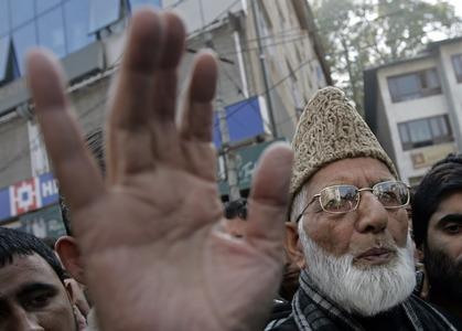 Kashmir leader Ali Geelani dies, troops deployed in Srinagar