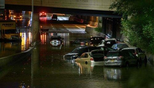 امریکا کی 6ریاستوں میں بارش اور طوفان سے ہلاکتیں 48 ہوگئیں