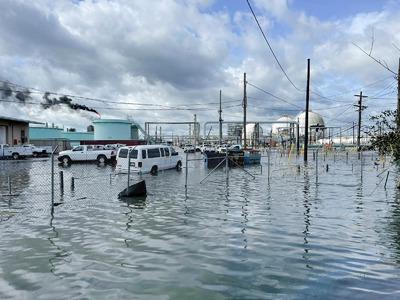 At least 44 dead as Ida's record rain floods New York-area homes, subways