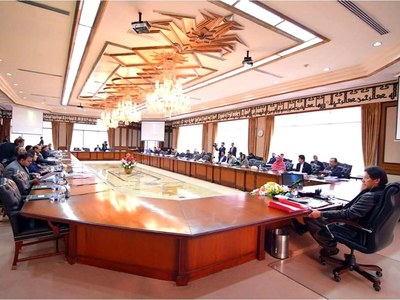 Cabinet approves appointments of new Punjab IG, chief secretary