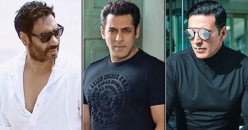 گینگ ریپ کیس: سلمان، اکشے اور اجے دیوگن سمیت متعدد اداکاروں کیخلاف مقدمہ درج