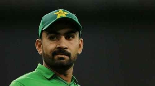 خوشدل شاہ  پاکستان ٹیم میں منتخب ہونے پر خوش