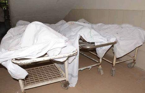 کراچی میں مکان کی چھت گرگئی، ماں اور 3 بچے جاں بحق