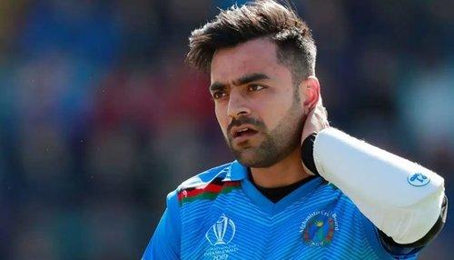 افغان کرکٹر راشد خان ٹی 20 کرکٹ ٹیم کی قیادت سے دستبردار