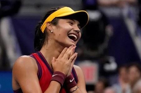 Raducanu to face Fernandez in historic all-teen US Open final