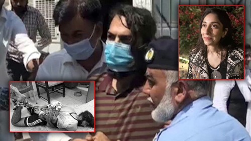نور مقدم قتل کیس: 'گھبرانا نہیں، لاش ٹھکانے لگانے بندے آرہے ہیں'