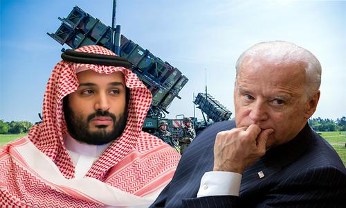 سعودی عرب سے امریکی میزائل دفاعی نظام ہٹا لیا گیا